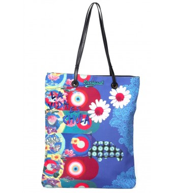 Desigual Shopping Bag 4