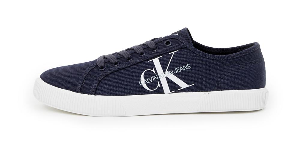 Calvin Klein modré pánske tenisky - 44