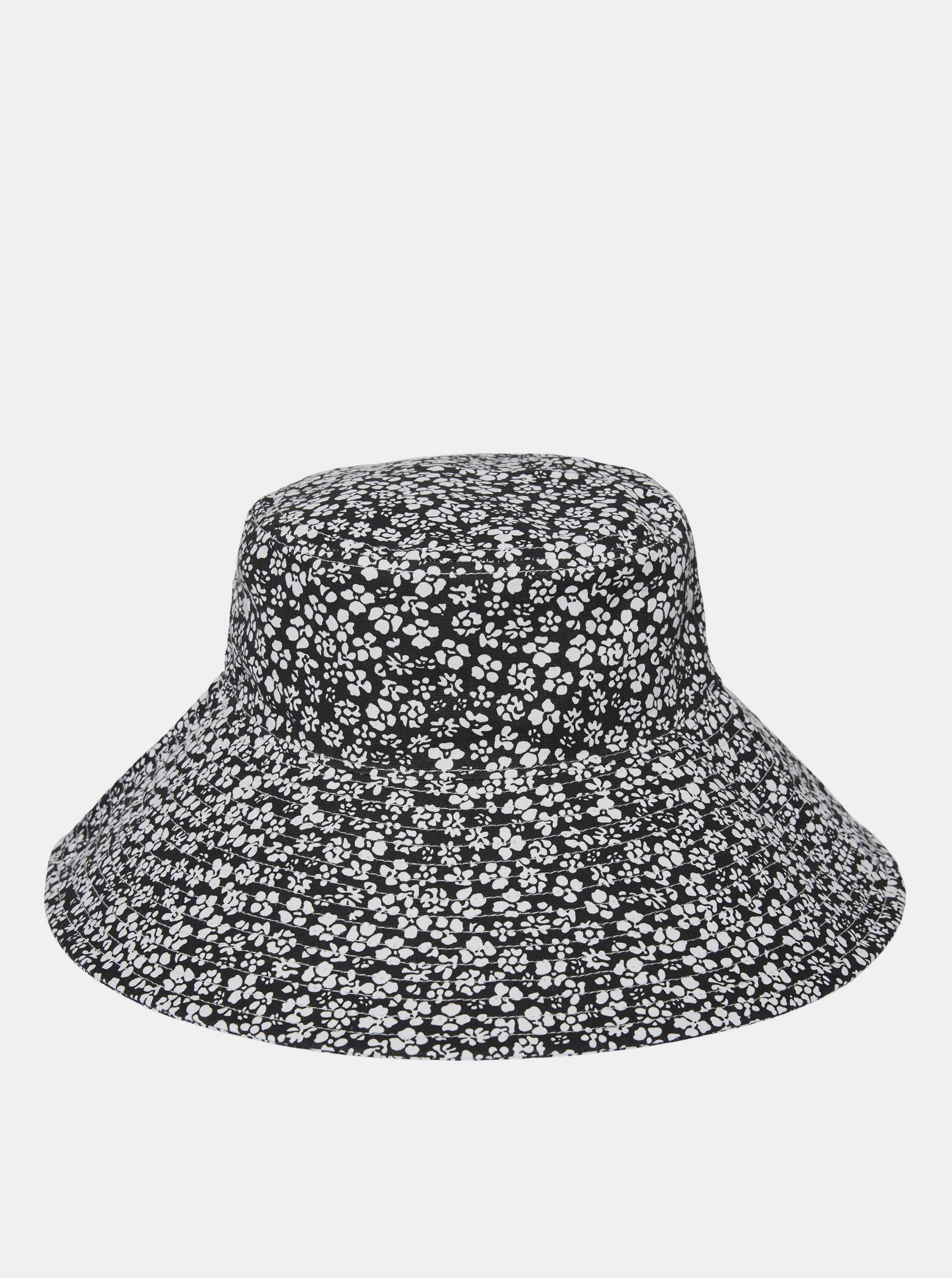 Vero Moda čierne klobúk Bella - S-M