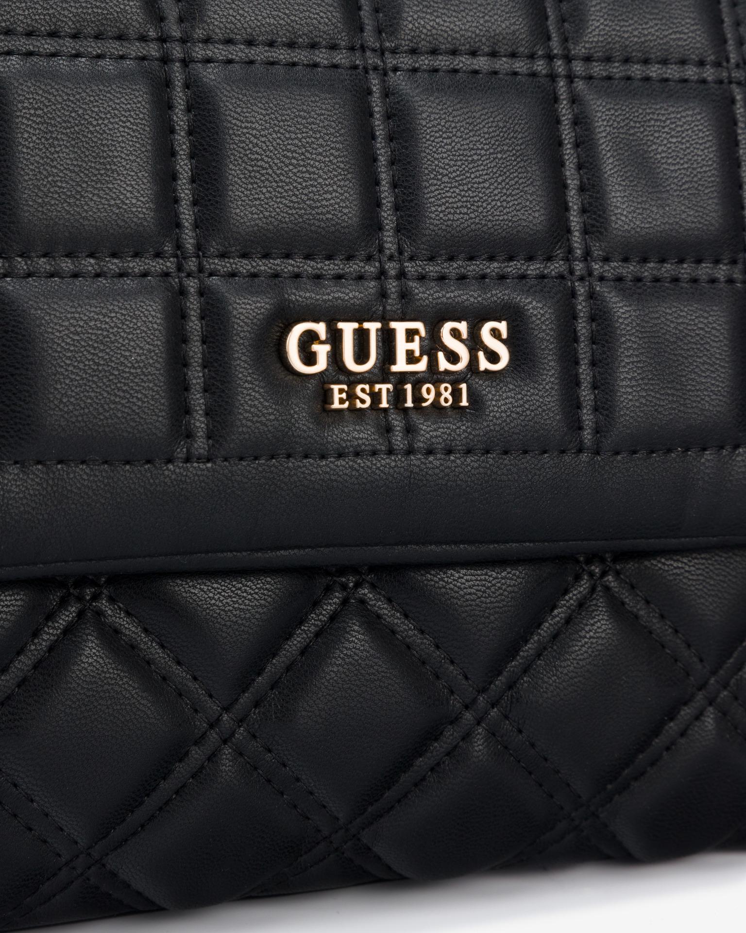 Guess čierne kabelka Kamina