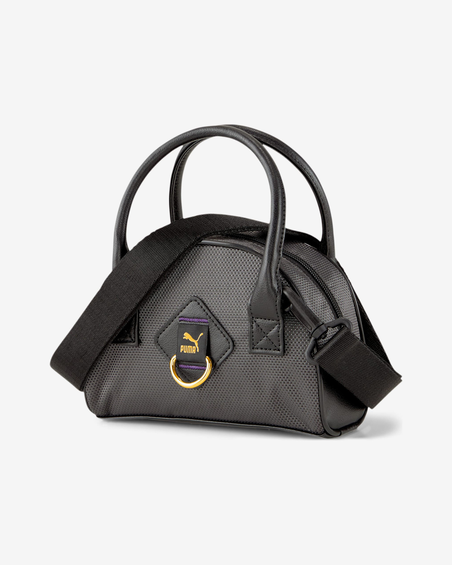 Puma čierne kabelka Prime Time Mini