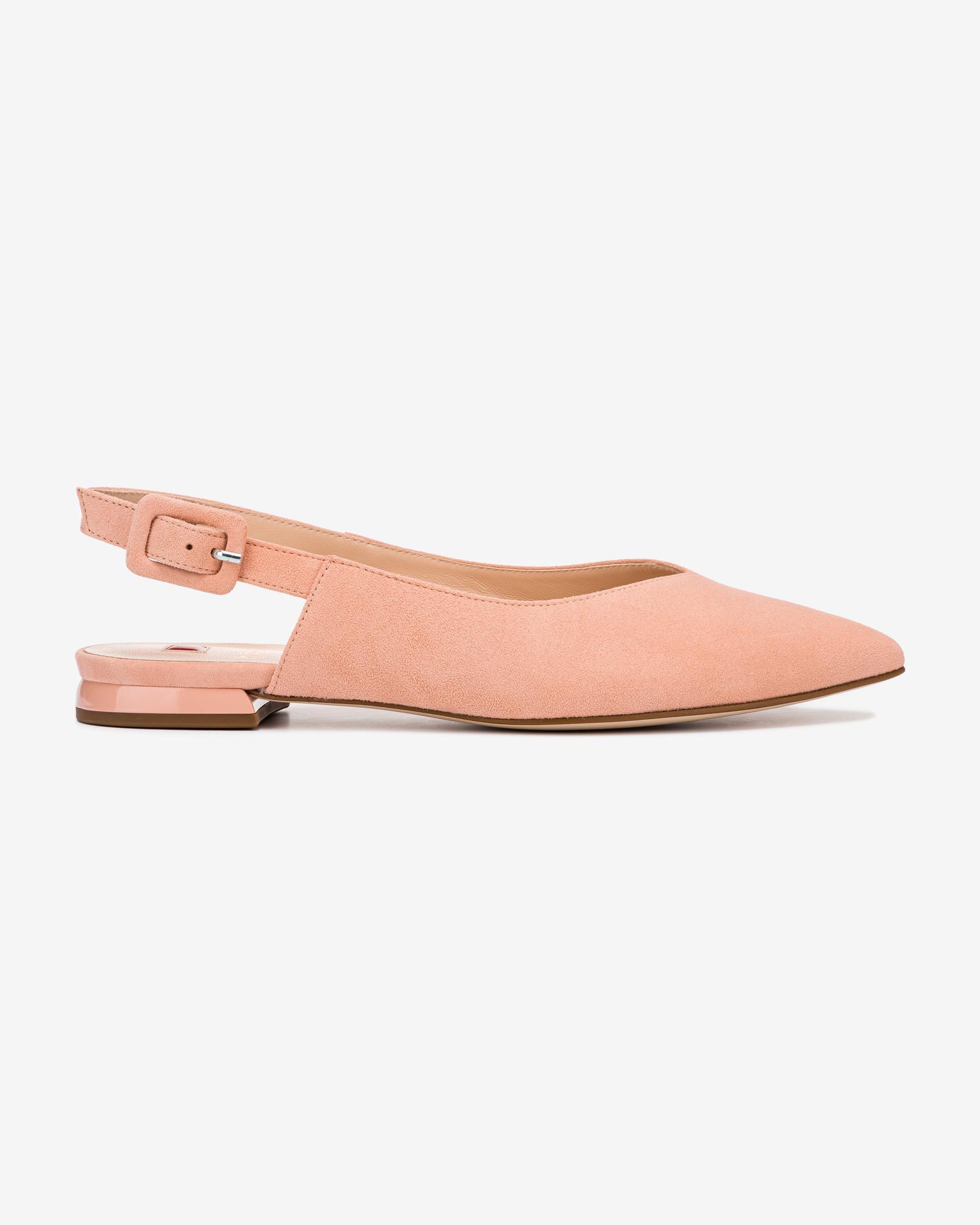 Högl kožené topánky na podpätku - 40