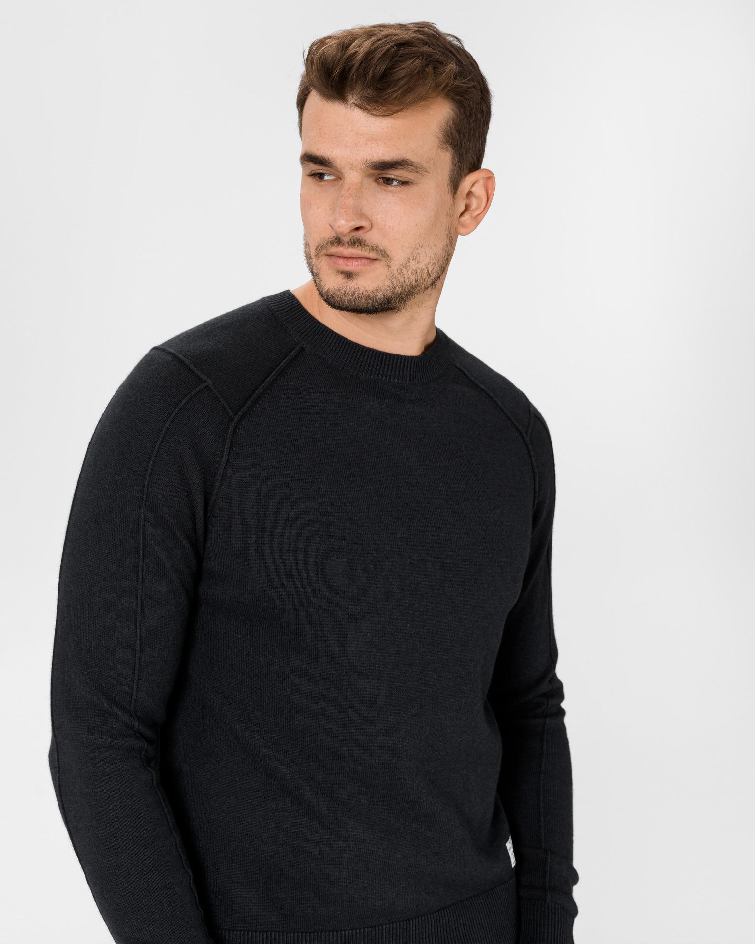 Pepe Jeans Philip Sveter Čierna - M