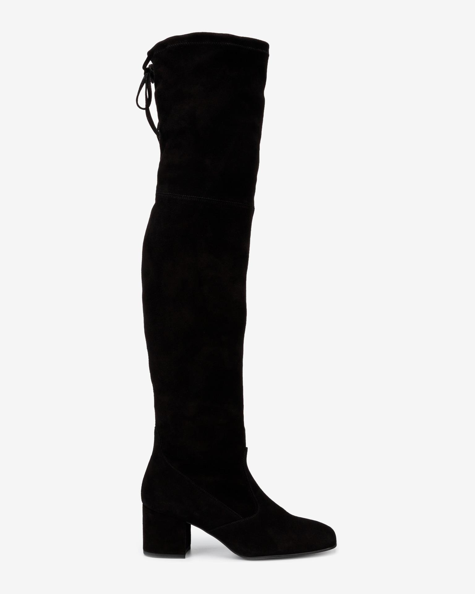 Högl čierne čižmy - 39