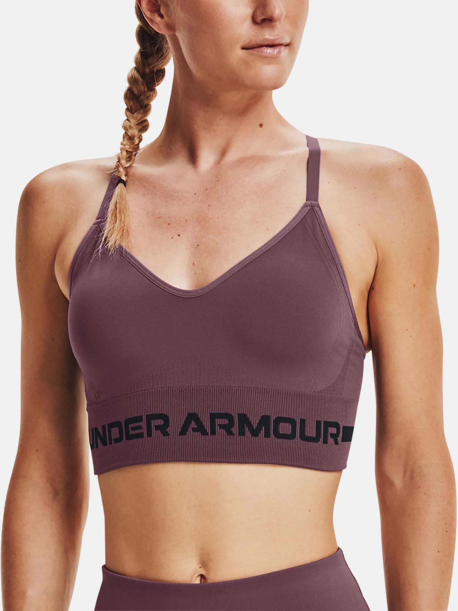 Športové podprsenky pre ženy Under Armour - S
