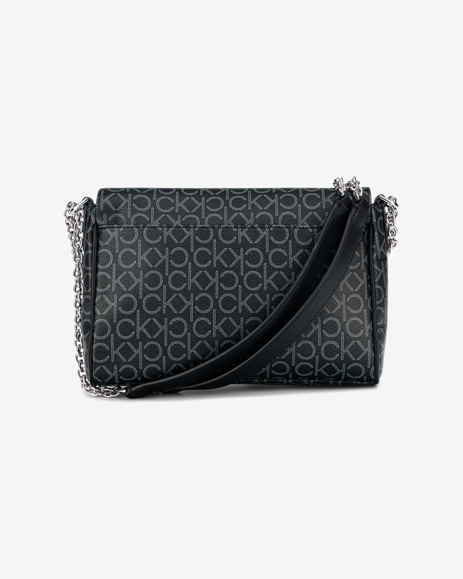 Calvin Klein čierna kabelka