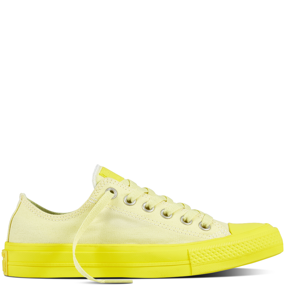 Converse žlté tenisky Chuck Taylor All Star II OX Lemon Hase Fresh Yellow 6ac8f794396