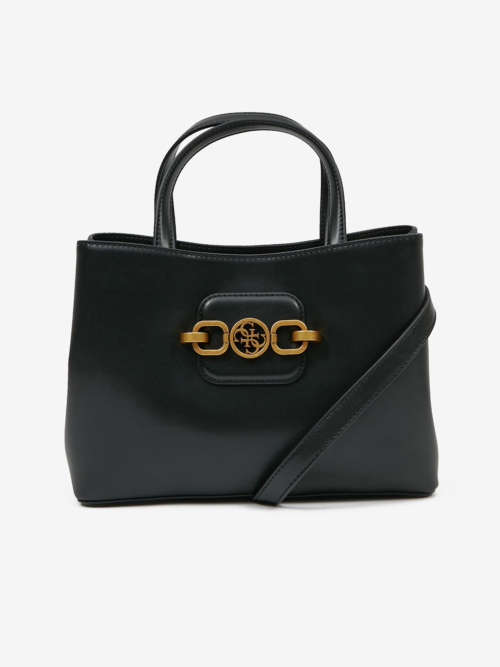 Čierna dámska kabelka Guess