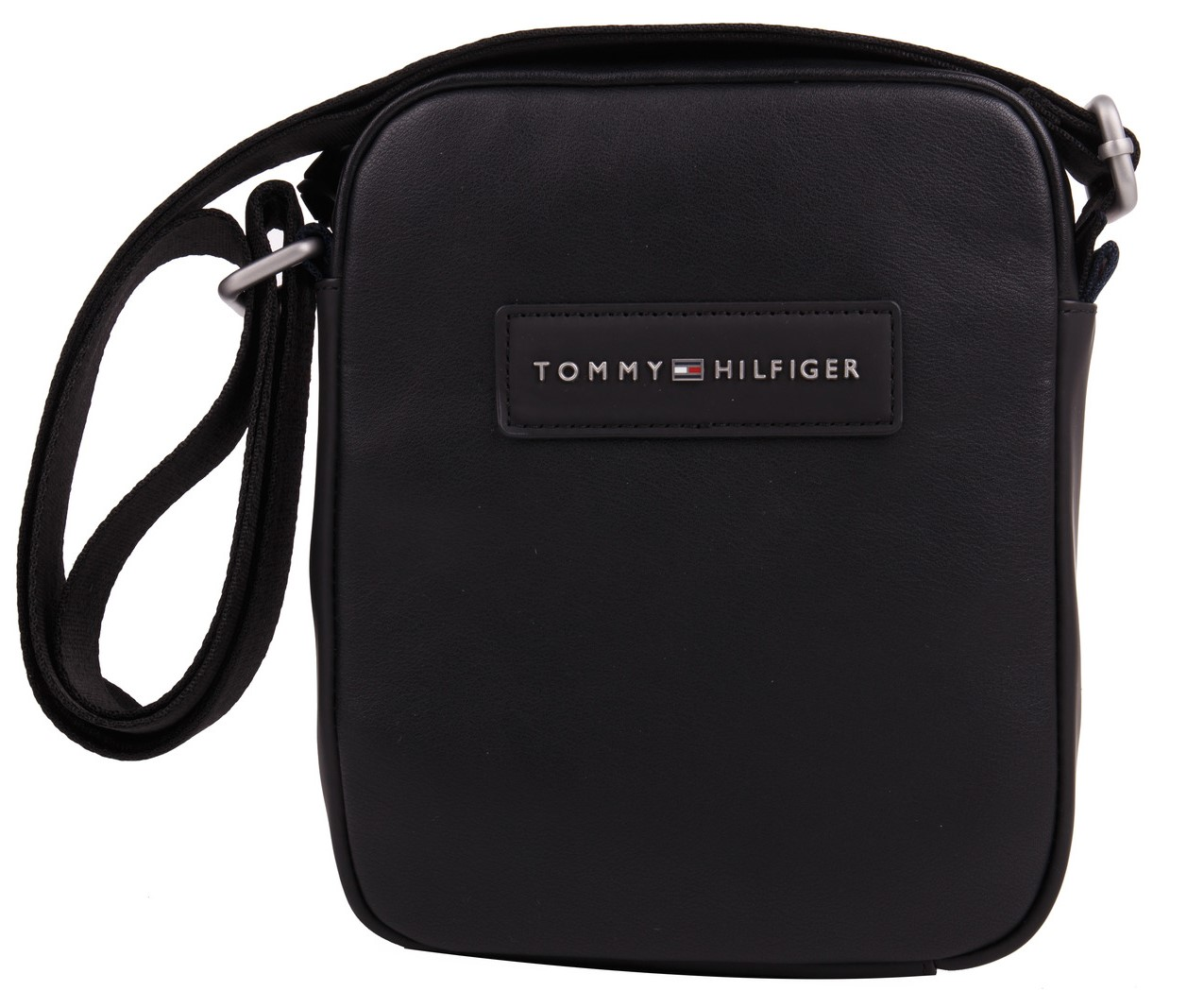 ae8bd25cc0 Tommy Hilfiger čierna pánska crossbody taška TH City Mini Reporter ...