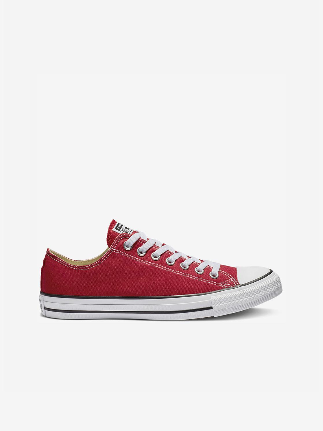 Converse červené tenisky Chuck Taylor All Star Classic Colors ... 430df7a5e15