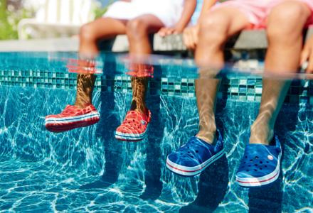 Crocs - prečo obuvať originál a nie fake