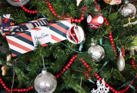 Ponožky ako trendy darček k Vianociam