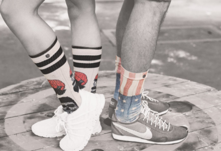 Novinka medzi ponožkami - XPOOOS