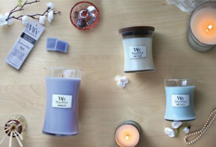 Woodwick - ako vybrať tú správnu vôňu?
