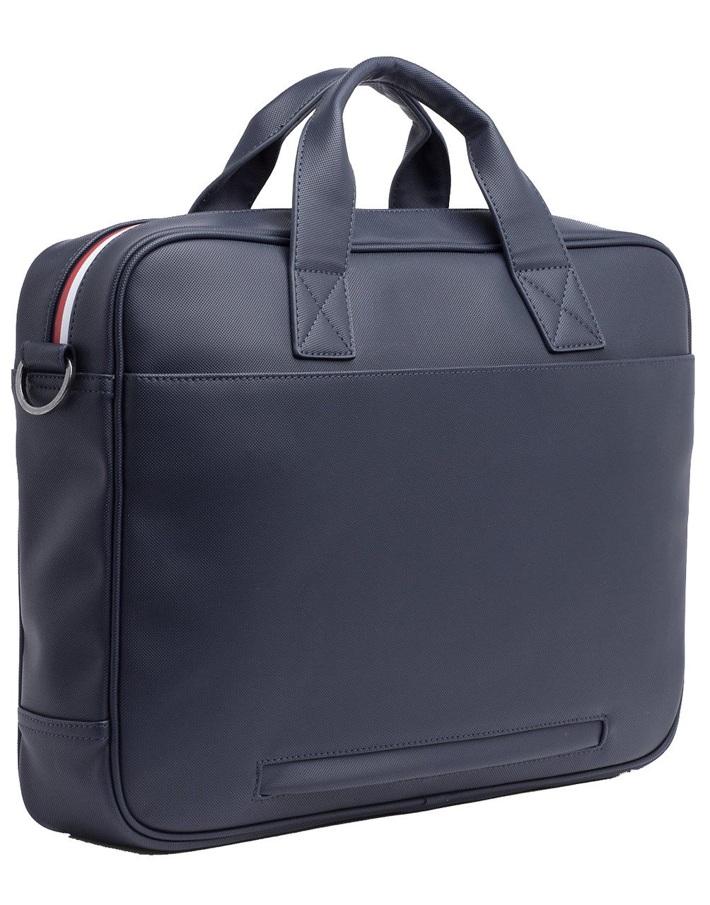 Tommy Hilfiger unisex taška na notebook Essential Computer Bag Pique Tommy Navy