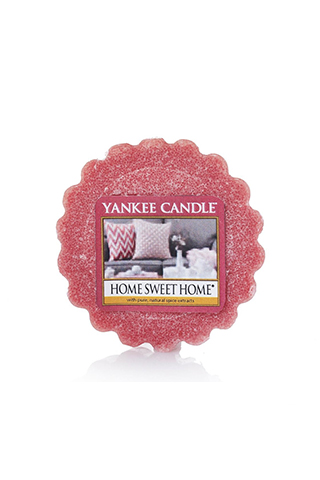 Yankee Candle vonný vosk do aromalampy Home Sweet Home
