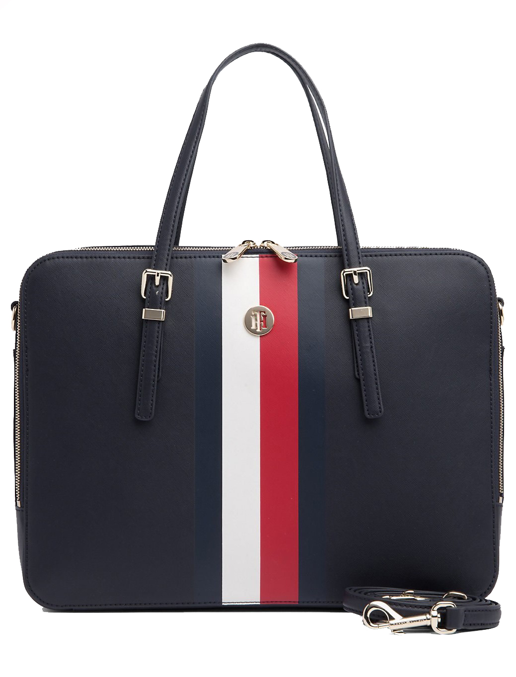 Tommy Hilfiger modrá taška na notebook Honey Computer Bag