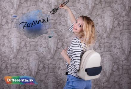 Roxy - Area Manager pre Slovensko: Štýl môjho srdca