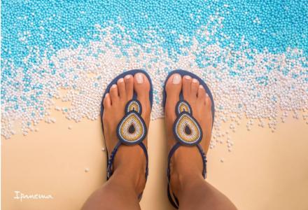 Nová kolekcia plastových topánok Ipanema pre jar a leto 2019
