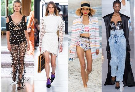 Módne trendy z fashionweekov 2019