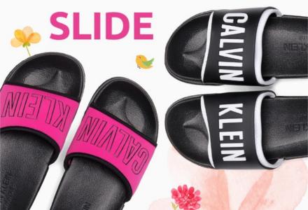 Slide šľapky - trendy topánky na leto 2019!