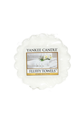 Yankee Candle vonný vosk do aromalampy Fluffy Towels