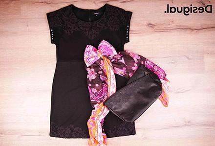 Outfit Desigual z novej kolekcie