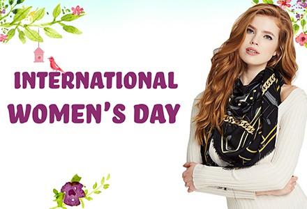 Nezabudnite na Medzinárodný Deň Žien