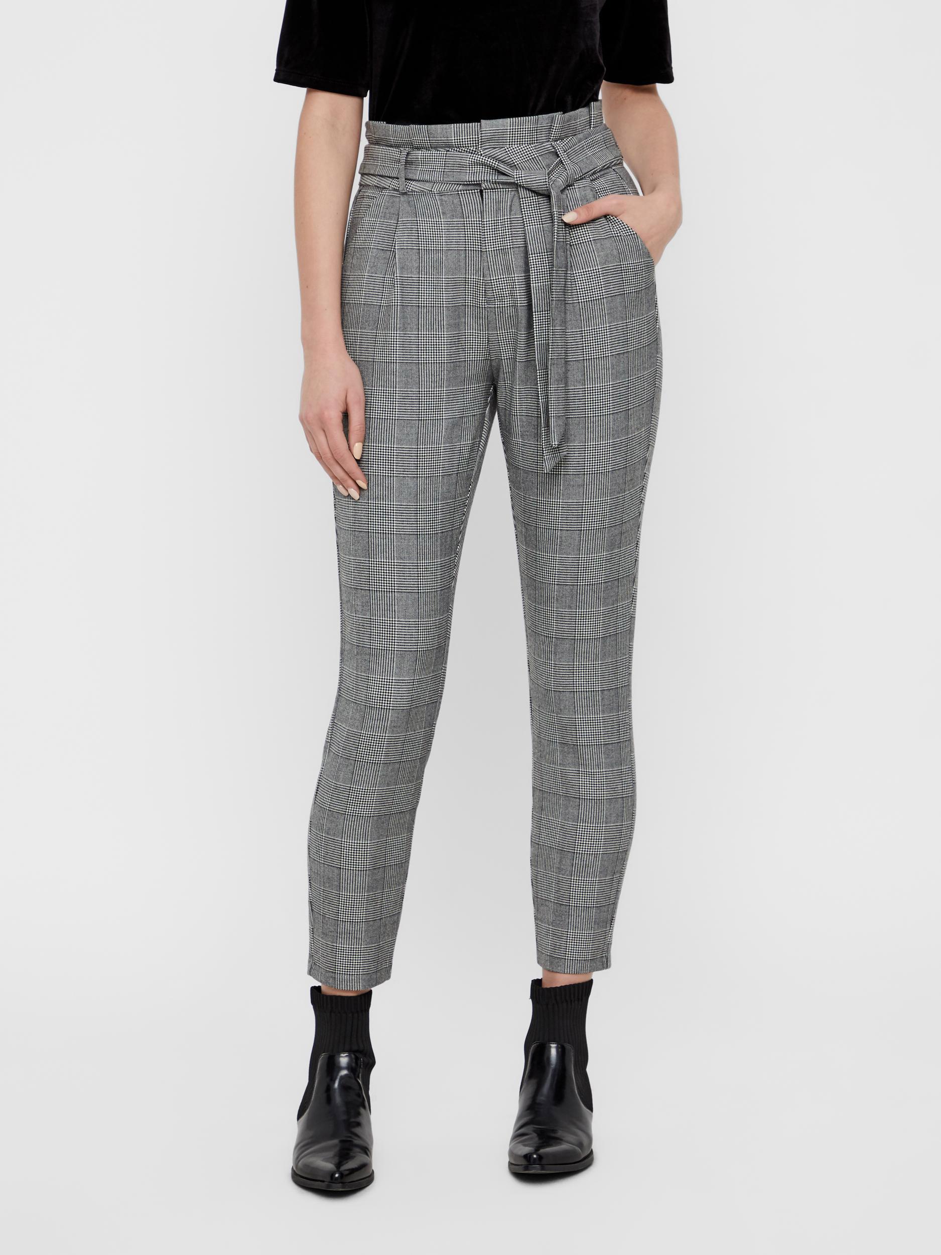 Vero Moda sivé nohavice - XL