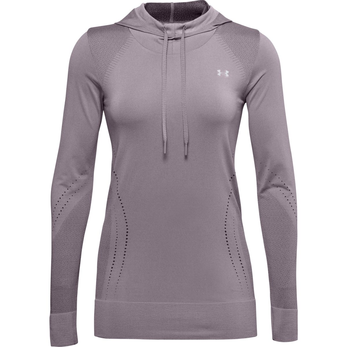 Mikina Under Armour UA Seamless Hoodie-PPL
