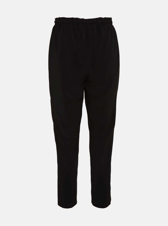 Čierne skrátené nohavice VERO MODA - XS