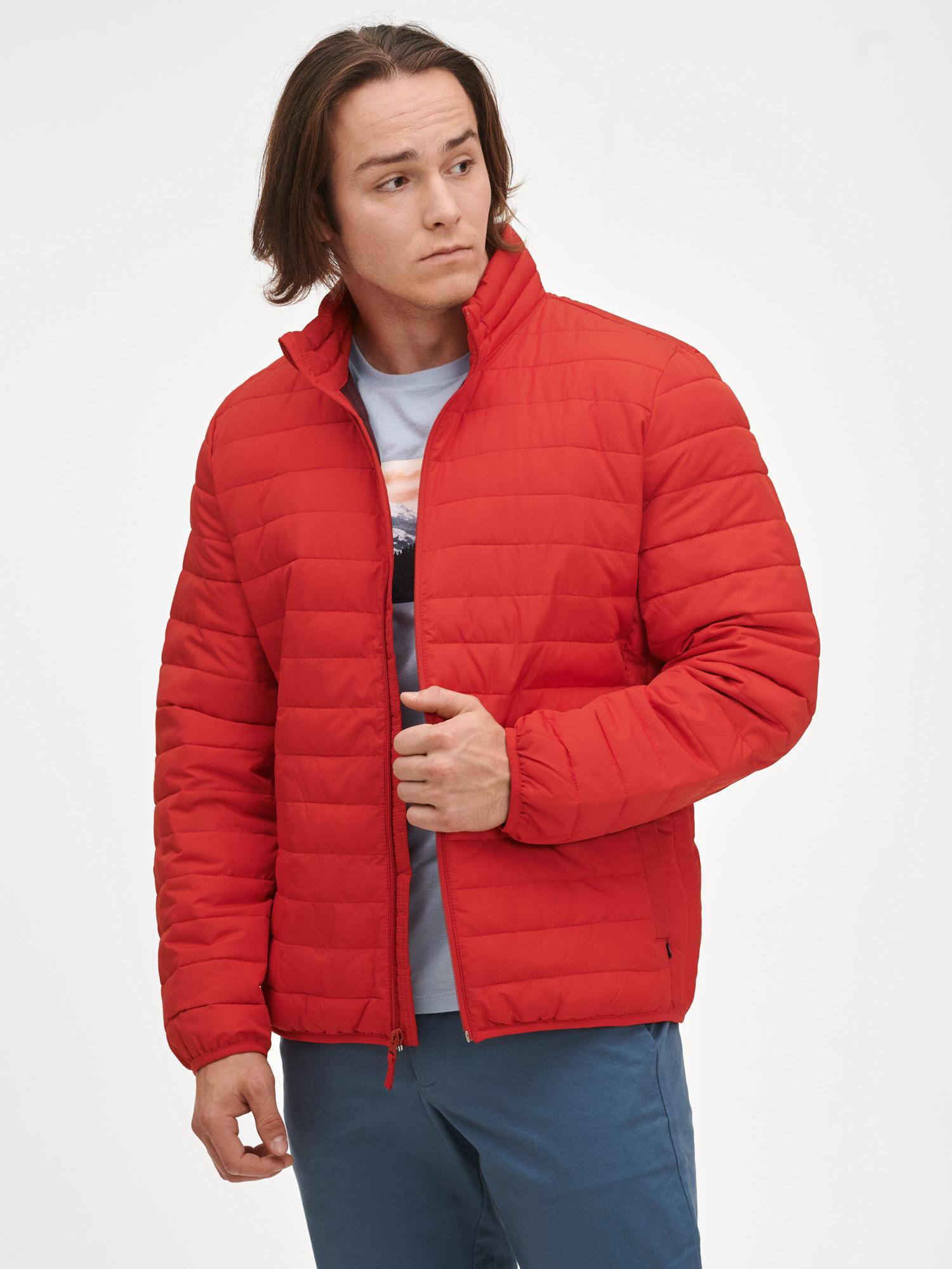 GAP červené pánska bunda - XL