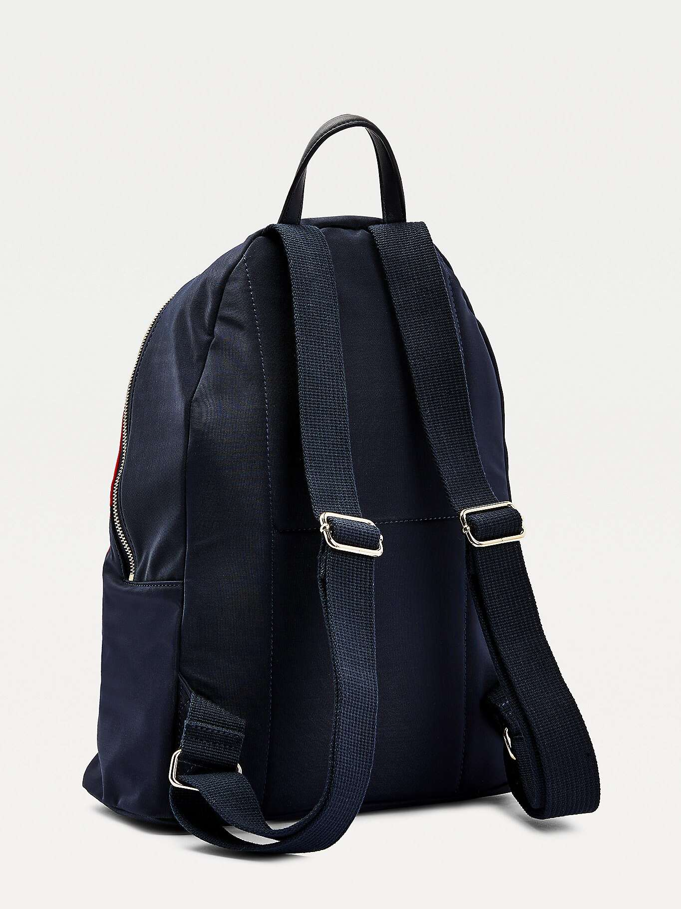Tommy Hilfiger ruksak Poppy Back Pack Soft Nylon Corporate Mix