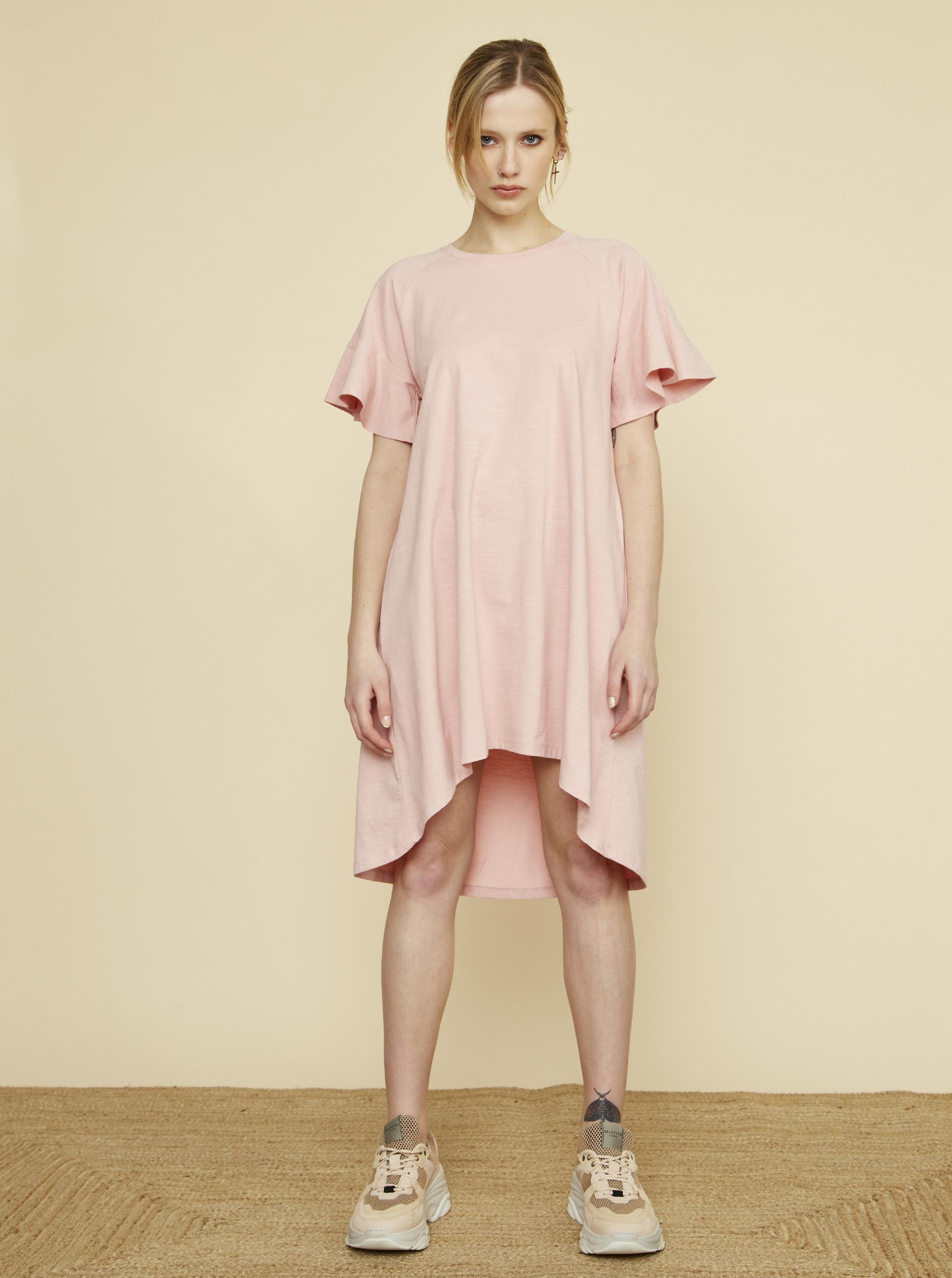 ZOOT ružové šaty Magdalena - S
