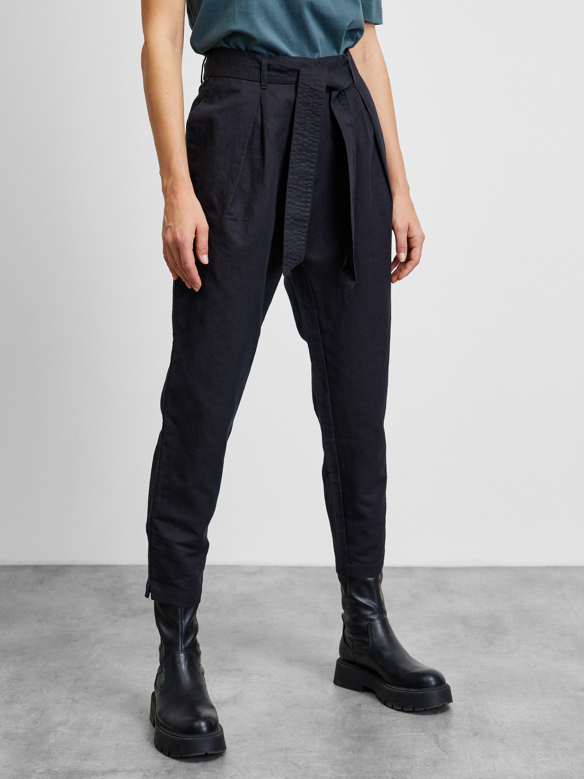 ZOOT čierne nohavice Alondra - XL