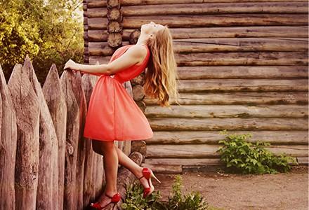 Jarné šaty robia človeka